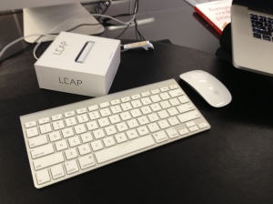 Leap Motion Unboxing